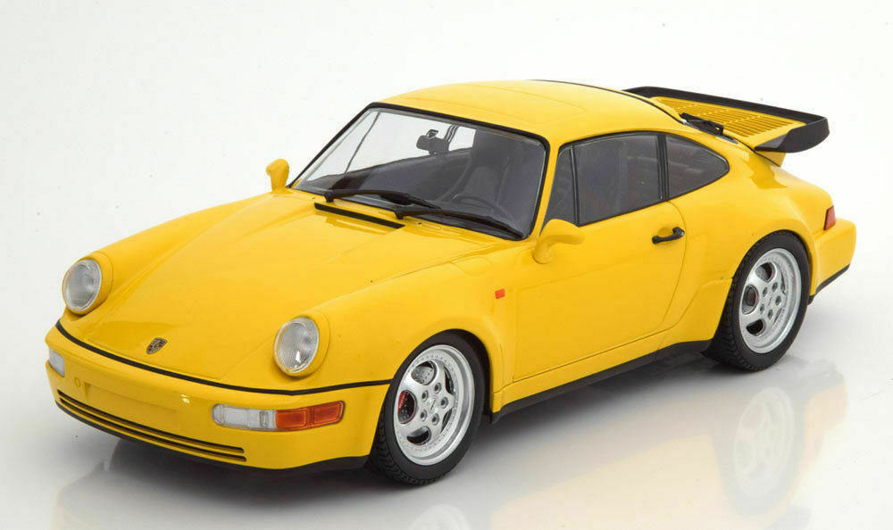 fino al 50% di sconto MINICHAMPS 1990 Porsche 911 (964) Turbo Coupe Coupe Coupe gituttio 1 18 LE 504 pcnuovoNICE   migliore marca