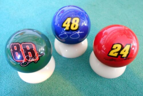 NASCAR #9 Kasey Kahne Collector Red Stripe Pool Billiard Cue Ball Replace New