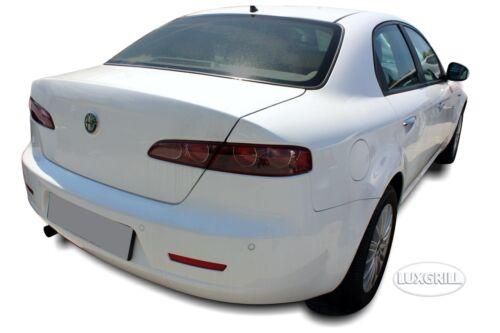 PREMIUM Gummi-Kofferraumwanne mit Antirutsch Alfa Romeo 159 Stufenheck 2005-2012