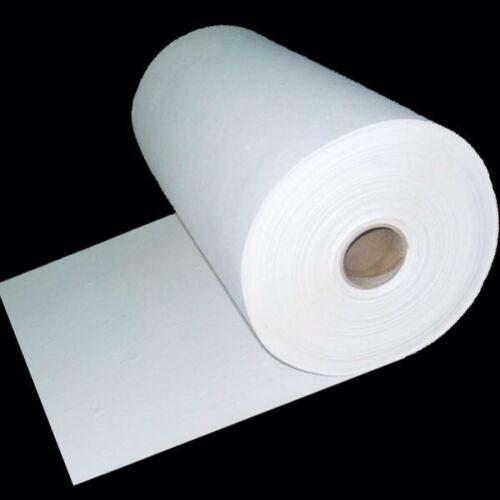 NEW Ceramic Fibre Fiber Paper 3mm thick 1240 grade