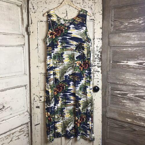 Hilo Hattie hawaiian dress Size XL