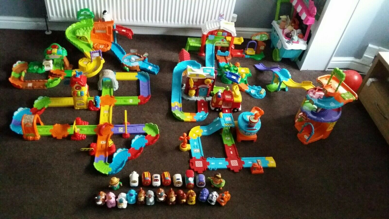 Huge Toot Toot Bundle Joblot