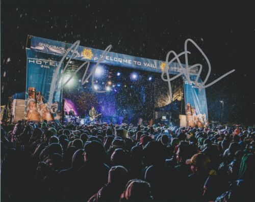 SUBLIME WITH ROME Band Signed 8X10 Photo Wherever You Go