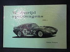 Peters' Book Wedstrijd Sportwagens deel 1 Hans Peters (Nederlands) (F1BC)