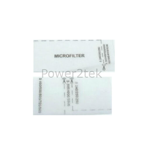 10 x FJM Dust Bags for Miele S378 S380 S3800