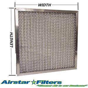1 Economizer Metal Mesh Filter Custom Made Custom Size Ebay