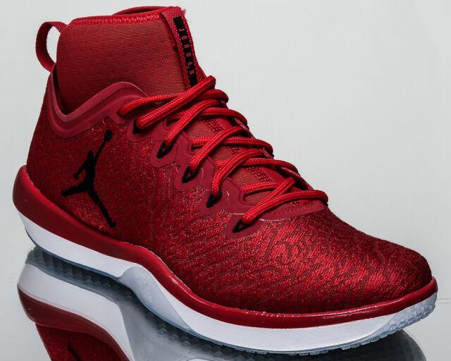 Nike Air Jordan Trainer 1 Red Black Men Cross Training Shoes