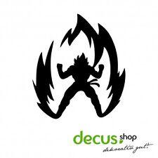 Dragon Ball Z Super Saiyan Goku // Sticker OEM JDM Style Aufkleber // Sticker JD