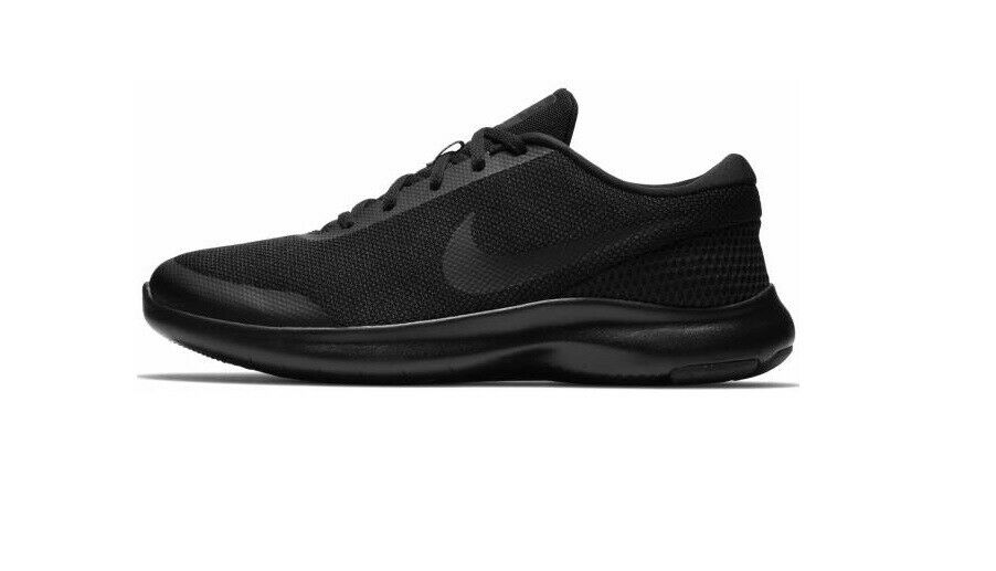New Nike Flex Experience RN 7 Mens Running shoes shoes Sneaker Black Size 12