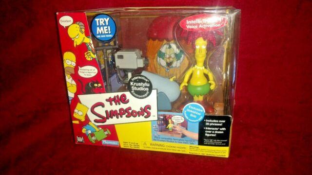 Simpsons Series 2 krustylu studios loose figure-SIDESHOW MEL