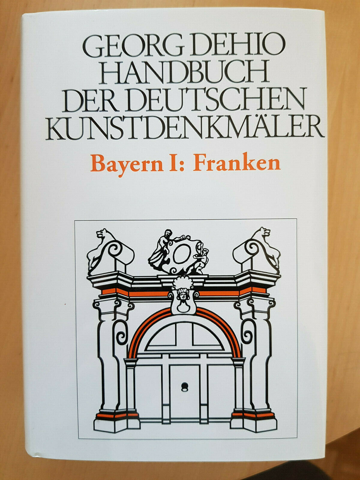 Dehio: Handbuch der Deutschen Kunstdenkmäler, Nordrhein Westphalen I Rheinland