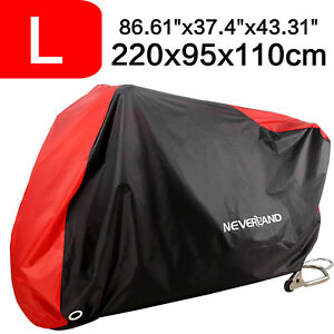 L-Motorcycle-Cover-Waterproof-190T-Wind-Shelter-Heavy-Duty-Dust-Protective