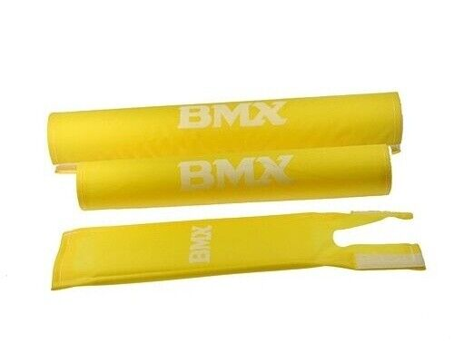 VWP BMX Pads Set Gelb