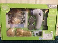 Homedics Body Basics Spa Therapy/pedicare Kit,newdefect