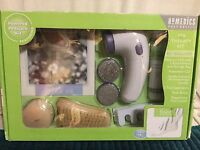 Homedics Body Basics Spa Therapy/pedicare Kit,newdefect
