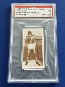 1938-Churchman-Boxing-Personalities-PSA-Choose-your-Card-s-Louis-Dempsey