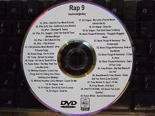 RAP HIP HOP R&B VOL 9 MUSIC VIDEO DVD OLD SCHOOL 2PAC TUPAC EN VOGUE BONE THUGS