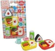 Iwako Japanese Bento Lunch Eraser Set S-3859
