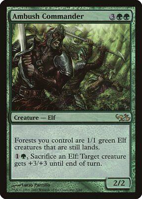 Ib Halfheart Goblin Tactician Elves vs Goblins NM-M Red Rare MTG CARD ABUGames