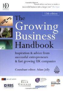 Adam-Guilleret-The-Croissance-Business-Manuel-Tout-Neuf-Envoi-GB