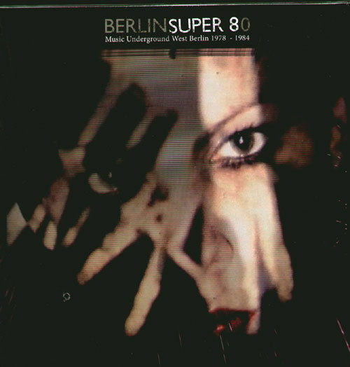 V/A._Berlin Super 80 / West Berlin 78-84 Music Underground 2LP SEALED