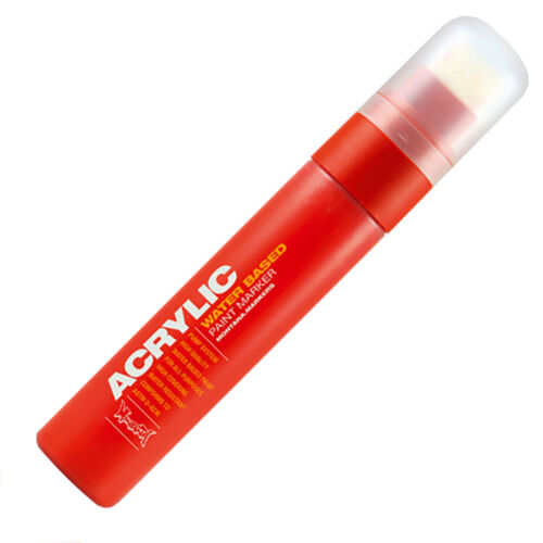 Montana Acrylic Marker 15mm Shock Red