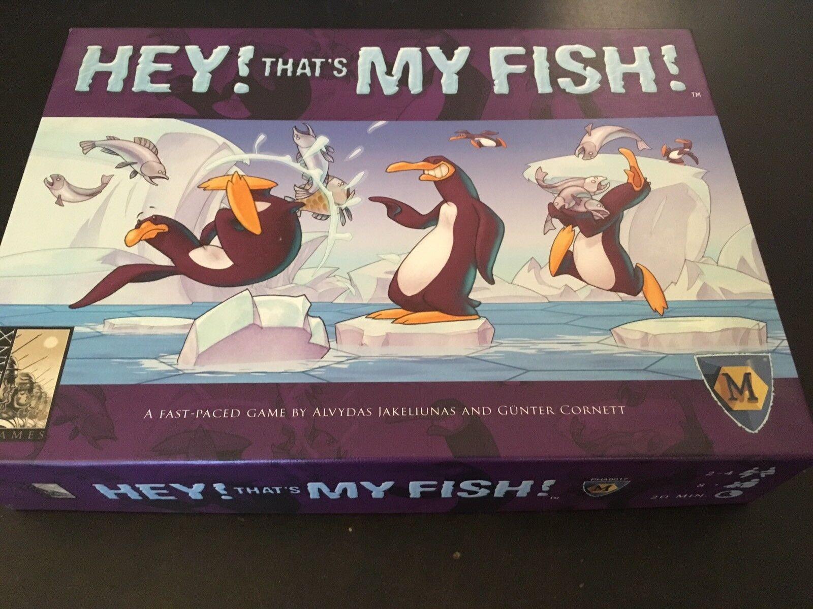 Hey, das ist mein fisch.spiel von fantasy - flug 1. auflage 2003