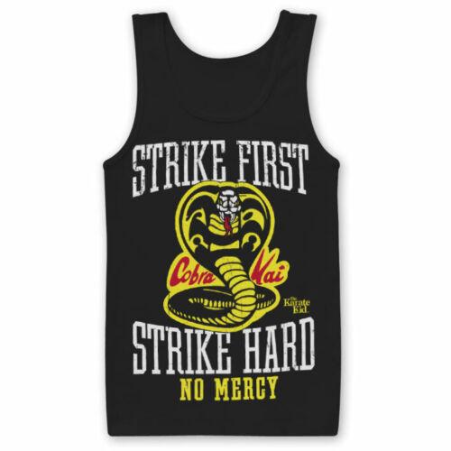 Cobra Kai No Mercy Tank Top Karate Kid