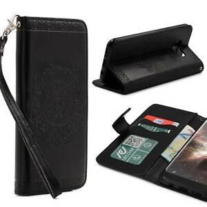 Samsung-Galaxy-s8-Wallet-pliante-Housse-de-Protection-Stand-Flip-Case-Cover-etui-Coque