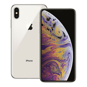 NEW-Apple-iPhone-XS-Max-A2101-6-5-Inch-256GB-Dual-12MP-LTE-UNLOCKED-SILVER
