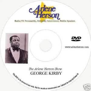 George-Kirby-TV-Interview-30-minutes-DVD