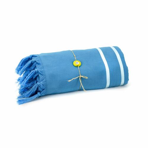 "Details about  /Pashmina Peshtemal 100/% Turkish Cotton Beach Yoga Spa Bath Towel Shawl 36/"" X 72/"""
