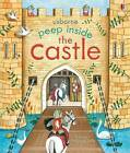 Peep Inside the Castle by Anna Milbourne (Board book, 2015)