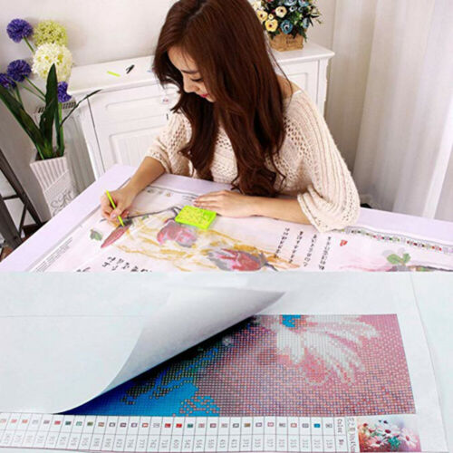 DIY 5D Full Drill Diamond Mosaic Cross Stitich Belle Embroidery Art Decor Gifts