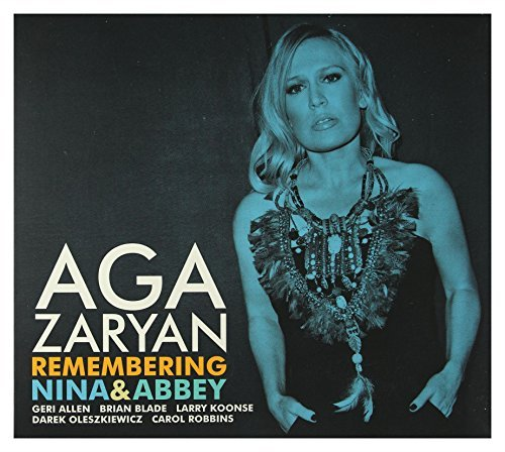`ZARYAN, AGA`-REMEMBERING NINA AND ABBEY (US IMPORT) CD NEW