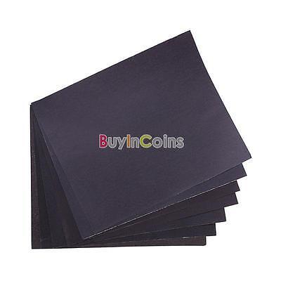 1/5/10 Sheets Polishing Sandpaper Sanding Waterproof Paper P240-P2000 HF