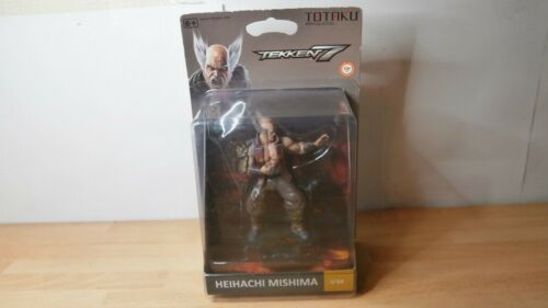Totaku Tekken 7 Heihachi Mishima Highly Detailed 10cm Figure Playstation No 4