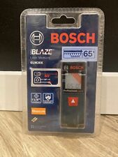 Bosch Blaze 65 Ft Laser Distance Tape Measuring Tool With Real Time Measuring