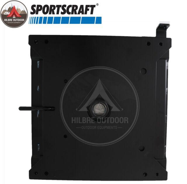 Sportscraft TRANSIT 04-13 Passenger Seat Swivel Base Plate Turntable 3384001