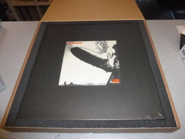 Led Zeppelin - s/t -  SUPER DELUXE BOXSET //  Vinyl+CD+Book+Art Print+Download