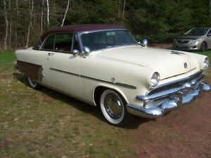 For Sale 1953 Ford Victoria