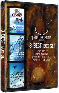 2-Stroke-Cold-Smoke-3-Best-Box-Set-Snowmobile-DVD-New-Free-US-Shipping