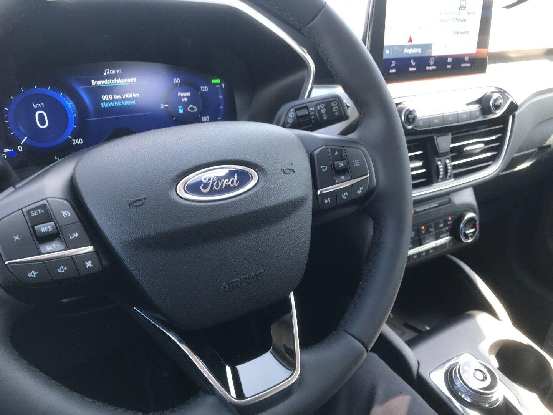Ford Kuga 2,5 PHEV Titanium CVT - billede 13