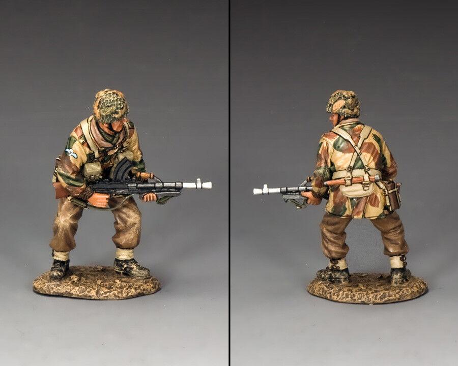 KING AND COUNTRY Corporal Bill Bloys 2 Para WW2 MG055(P)