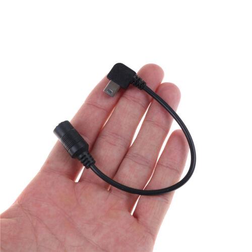 Mini USB a 3.5MM micrófono Mic Cable adaptador para Hero 3 Cámara V en