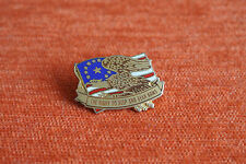 12036 PIN'S PINS US USA RIGHT TO KEEP AND BEAR ARMS PORT ARME TIR AIGLE EAGLE