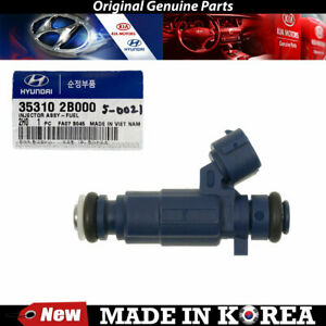 SET 4 OE Fuel Injectors FJ1108 fits 2010-2011 Kia Soul 1.6L-L4 35310-37150