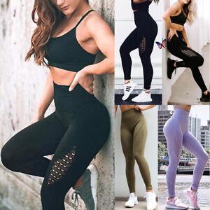 della allenamento senza sport delle fisica del dei pantaloni di yoga palestra di delle di Usura Unito di Regno pantaloni ghette delle cuciture forma donne 8txnqdq