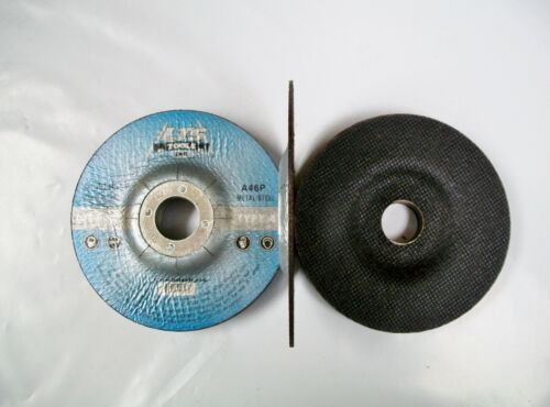 "4-1//2/"" X 3//64/"" X 7//8/"" Type 42 Metal Cut Off Wheels Depressed Center 25pc Pro"