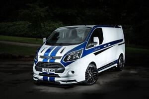 Ford Transit Custom >> Details About Van Body Kit Ford Transit Custom Full Body Kit Pu Plastic